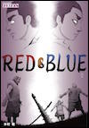 RED&BLUE 1の表紙