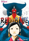 RED&BLUE #1 cover
