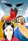 RED&BLUE 5の表紙
